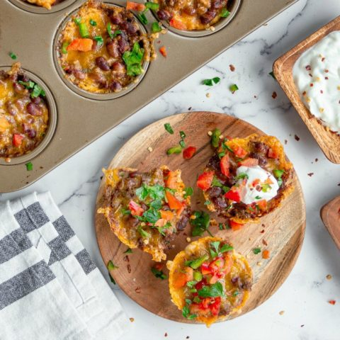 Beef Chili Cups