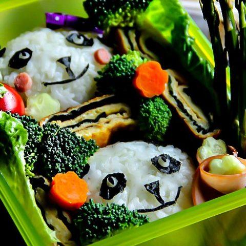 Lunch Box: Panda Bento