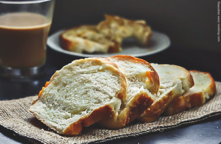 Soft Milk Hokkaido Bread