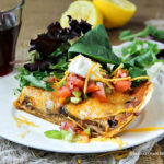 Homemade Fiesta Lasagna Recipe
