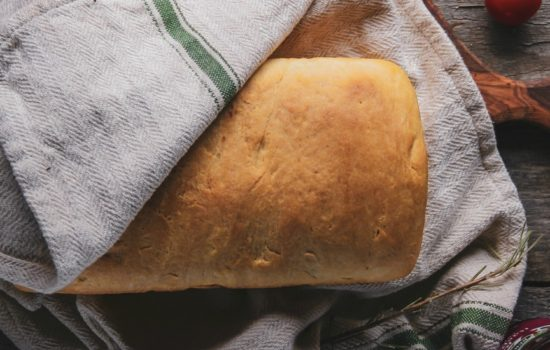 Homemade Butter Bread Recipe