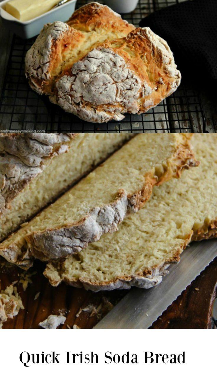 Quick Irish Soda Bread Recipe Sandra S Easy Cooking