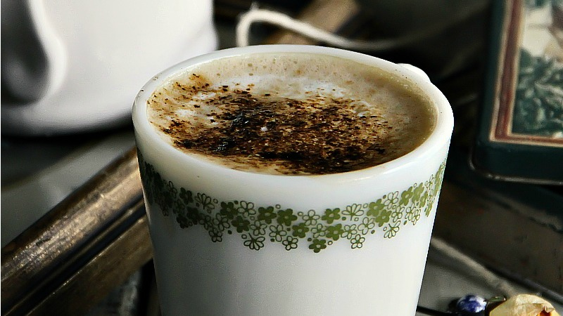 Yuanyang Coffee and Tea Latte