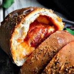 Pepperoni Pizza Rolls (Calzone)