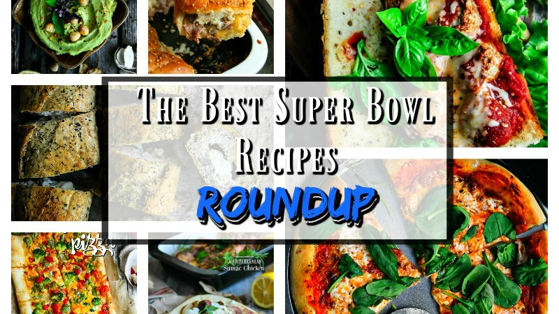 The Best Super Bowl Recipes – Roundup