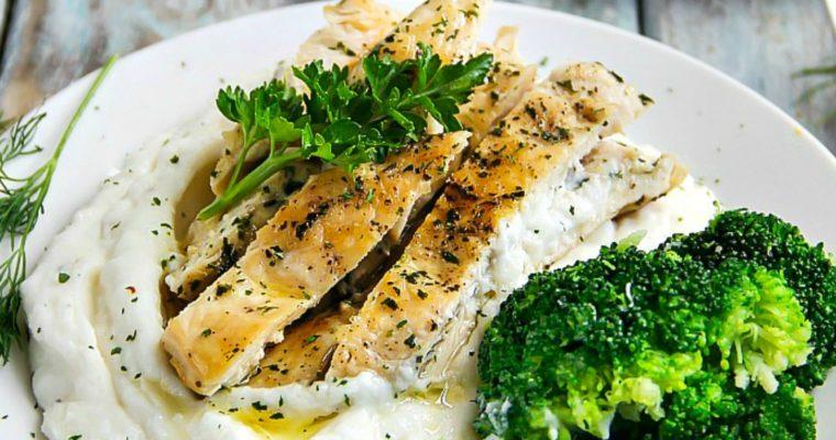 Skillet Fried Chicken Breast Recipe