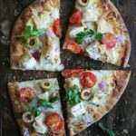 Easy Naan Bread Pizza #Recipe