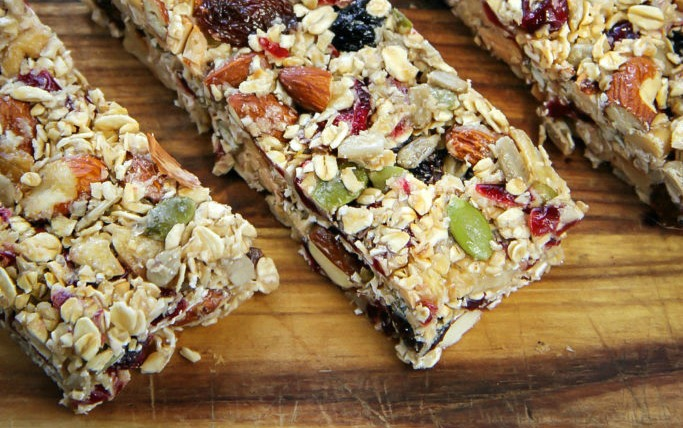Easy Energy Bars