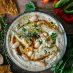 Artichoke and Cannellini Beans Hummus