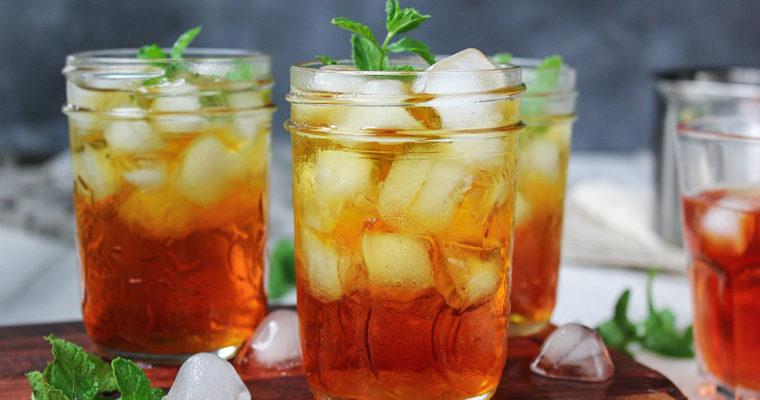 Red Rooibos Iced Tea