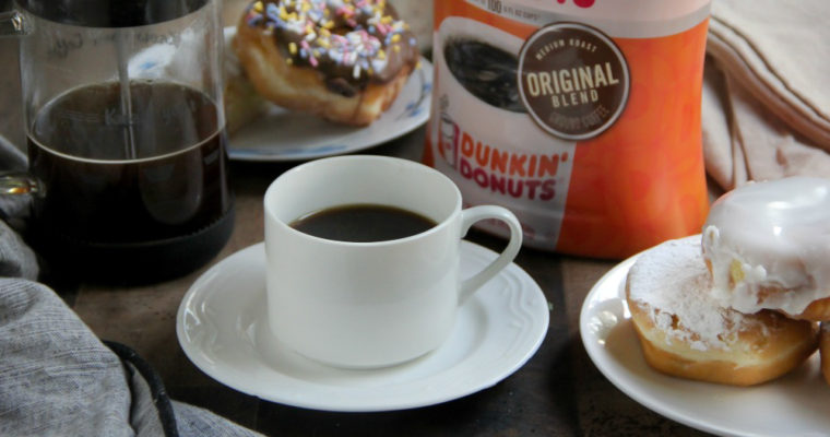 French Press Dunkin' Donuts® Original Blend Coffee