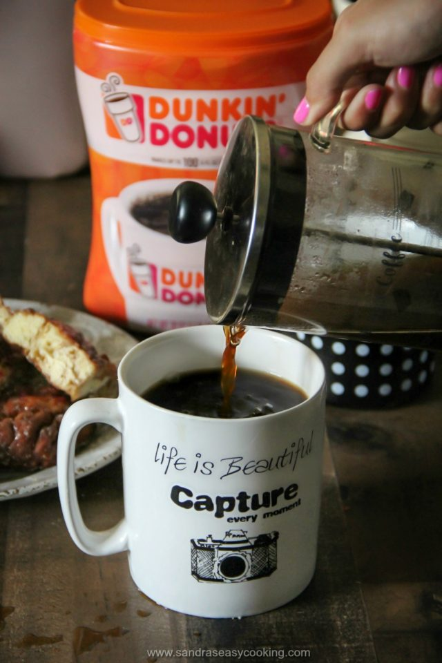 French Press Dunkin' Donuts® Original Blend Coffee ...