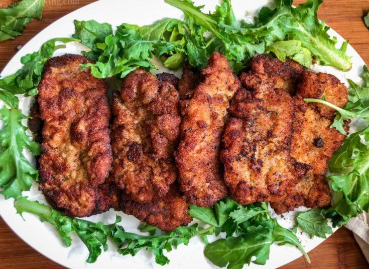 Pork Schnitzels