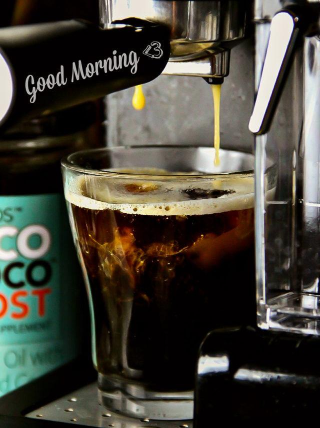 Coconut Mocha Latte