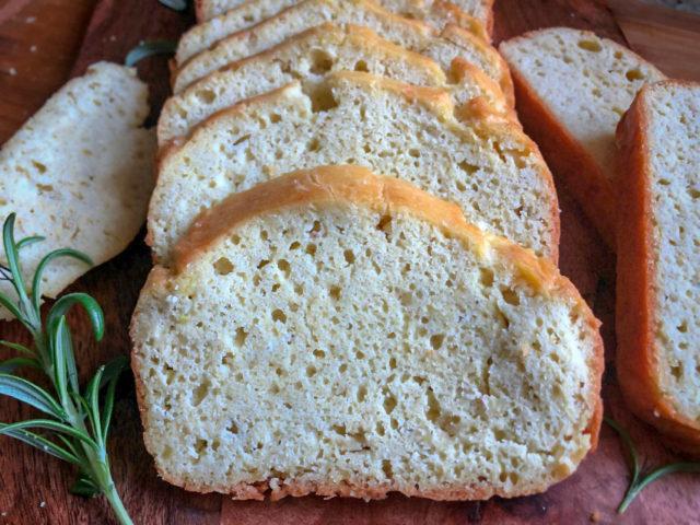 Keto Bread- Easy and Delicious Low Carb Bread