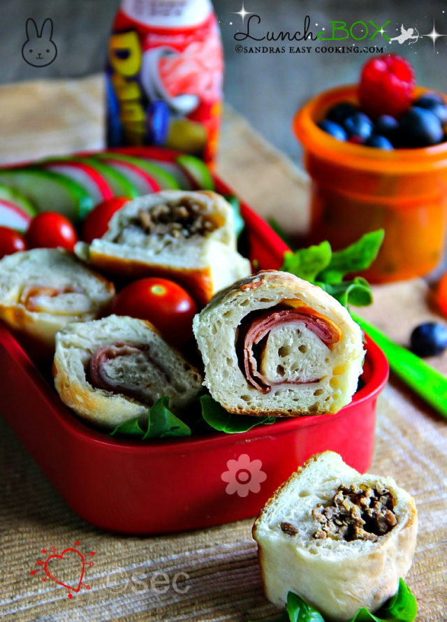 Lunch Box: Stuffed Bread