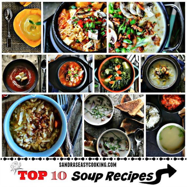 Top 10 Soups Roundup