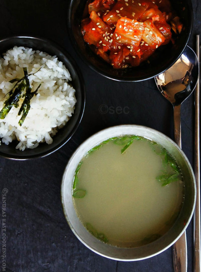 KOREAN OXTAIL SOUP Kkori (kkoli) Gomtang 꼬리곰탕