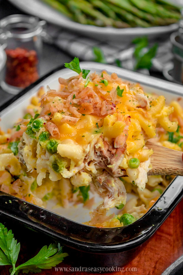 Baked Pasta with Chicken Casserole Recipe