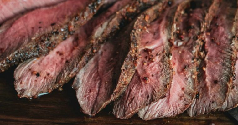 Broiled Flank Steak