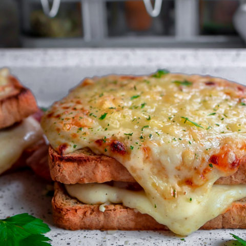 Croque-Monsieur Sandwich Recipe