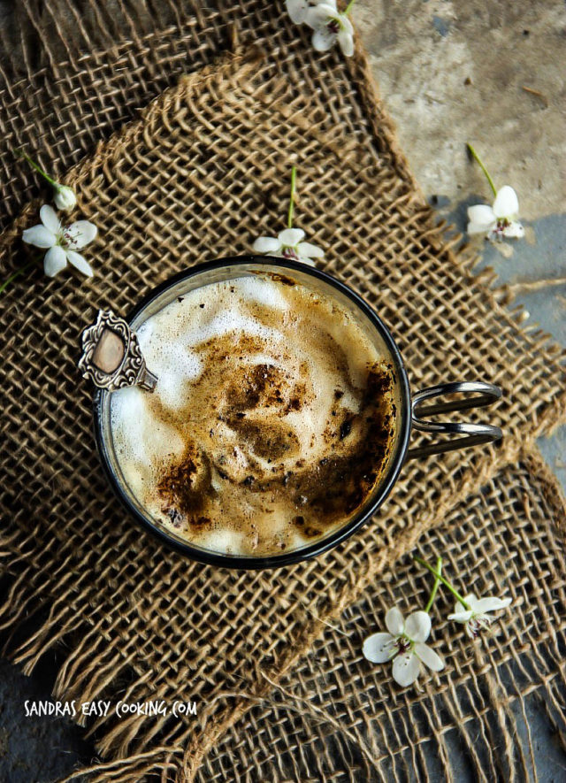 Java Chai Latte #Recipe