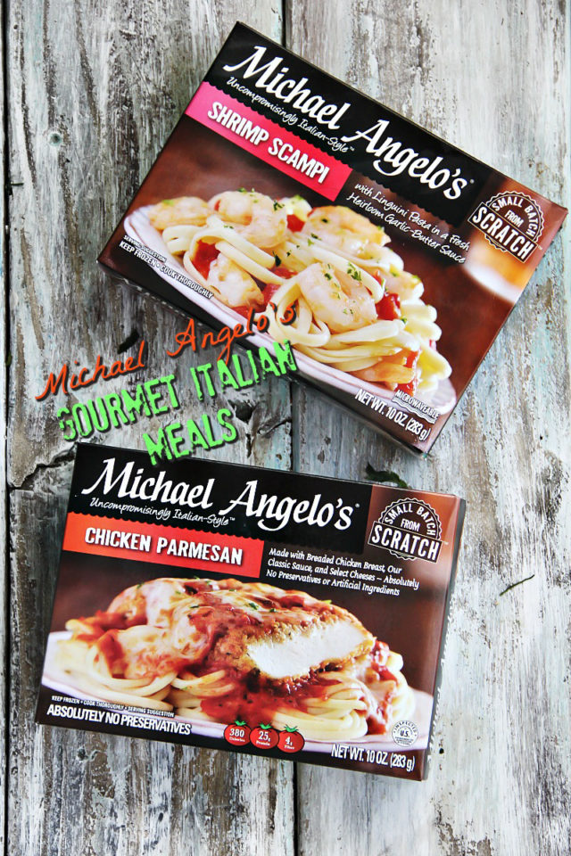 Michael Angelo's Signature Line
