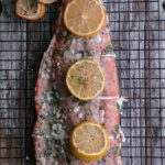 Lemon Herb Grilled Salmon Recipe