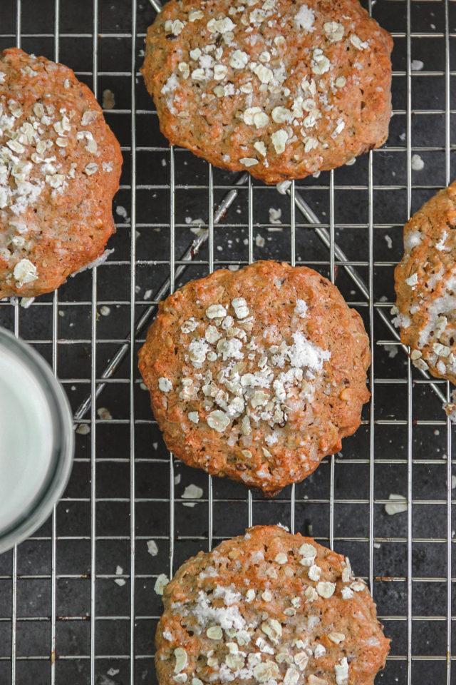 Pumpkin Spice Cookies