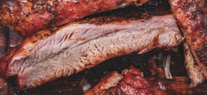 Smoked St. Louis Style Ribs Recipe