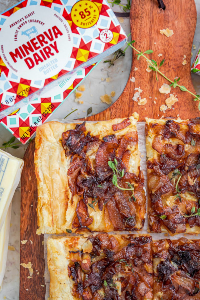Caramelized Onion Tart Recipe