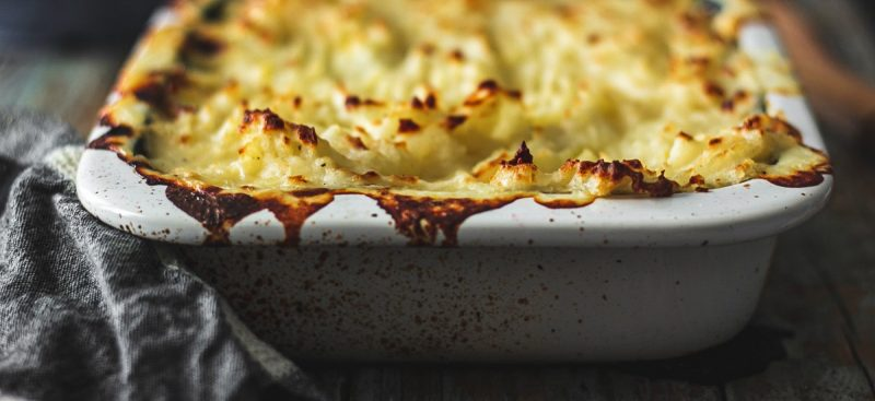 Easy Fisherman Pie Recipe