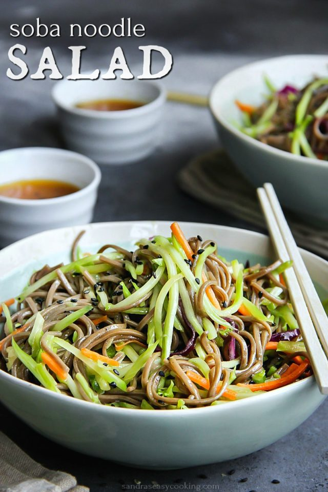 Recipe for Asian Salad