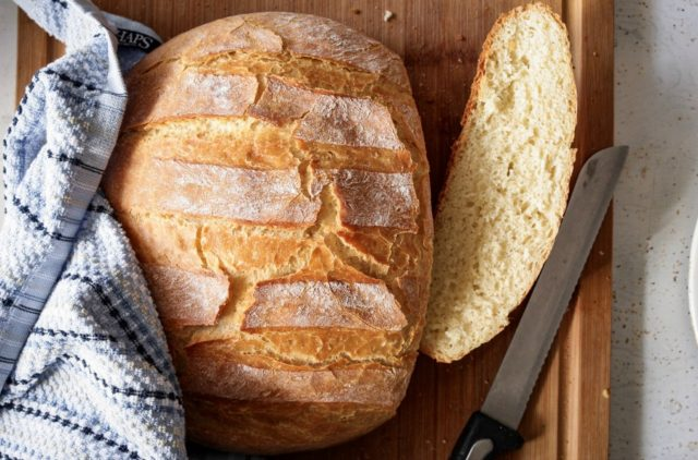 Dutch Oven Bread Recipe