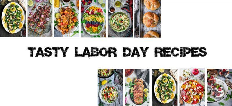 Tasty Labor Day Recipes