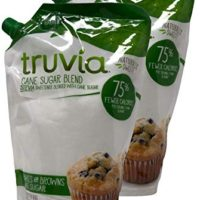 "Truvia Sweetener Baking Blend, Now Called ""Cane Sugar Blend"" 2 Pack, 1.5 LBS each"