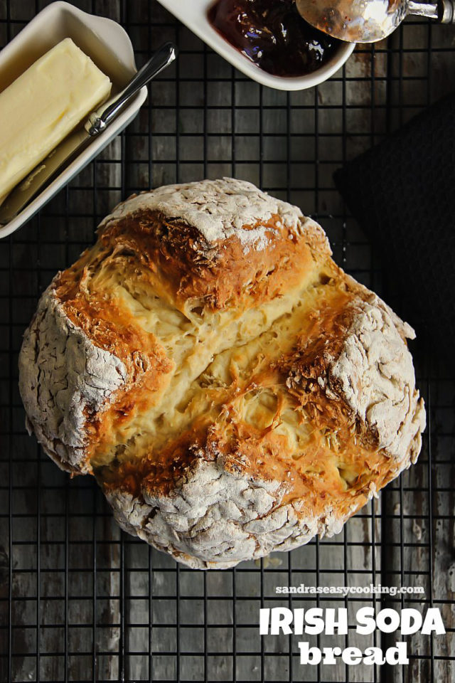 Quick Irish Soda Bread