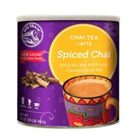 Big Train Spiced Chai Tea Latte, 1.9 Lb (1 Count), Powdered Instant Chai Tea Latte Mix, Spiced Black Tea with Milk, For Home, Café, Coffee Shop, Restaurant Use