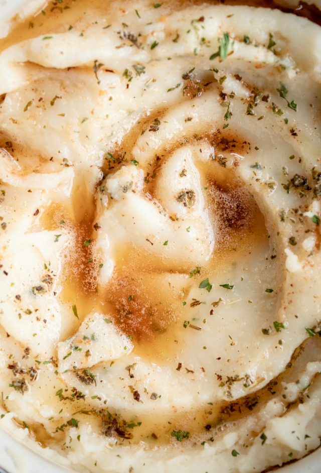 Creamy Garlic Mashed Potatoes