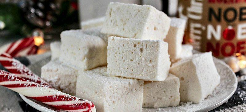 Homemade Classic Marshmallow