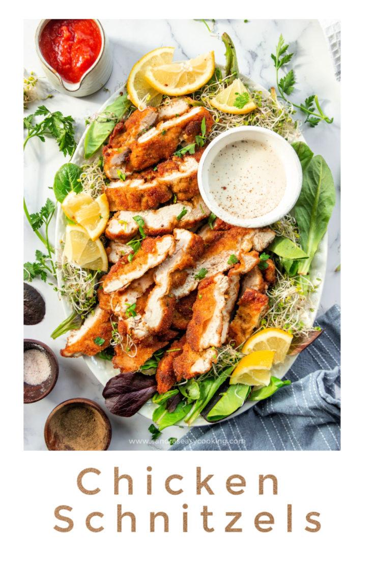 Chicken Schnitzels Recipe