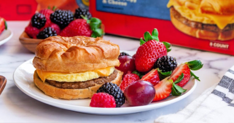 Stress-Free Breakfasts with Jimmy Dean