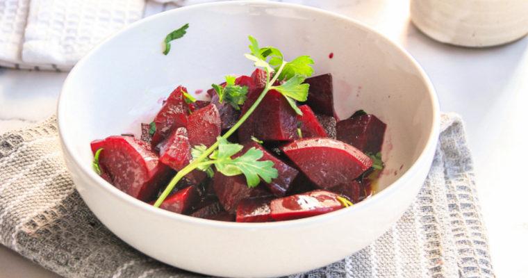 Tangy Beet Salad