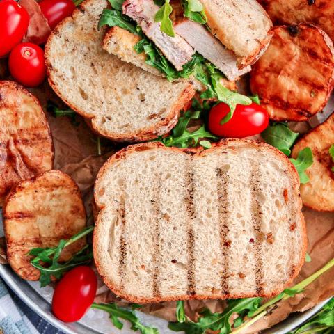 Pork Sandwich