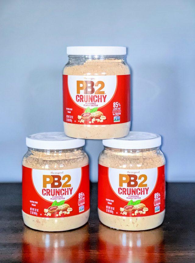 PB2 Foods Crunchy