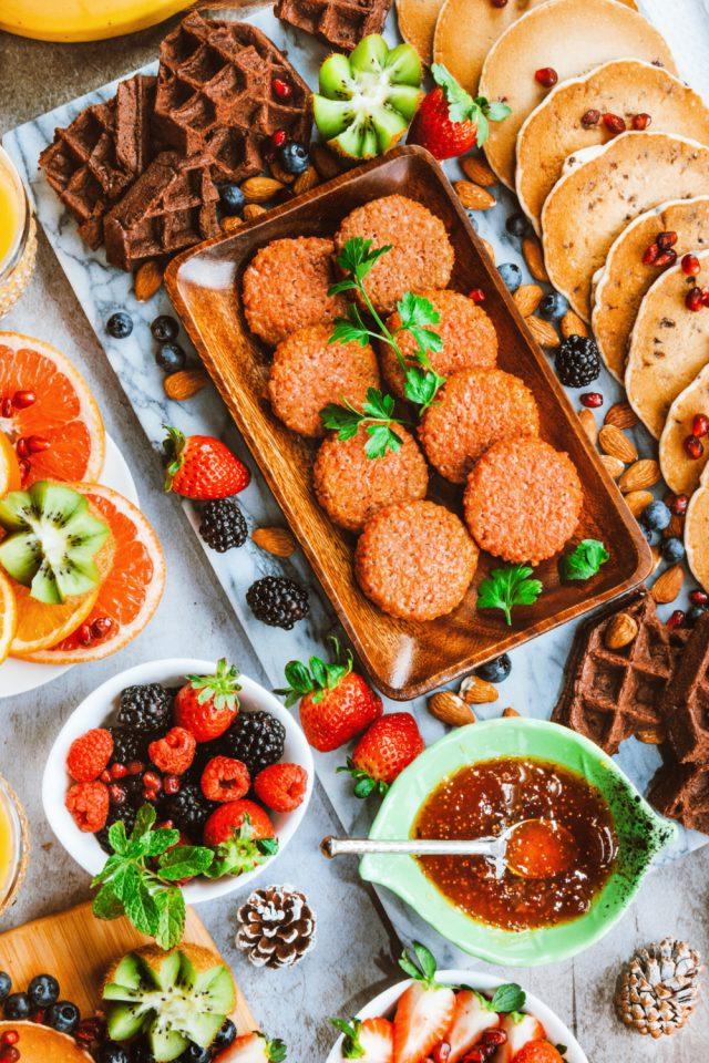 Weekend Breakfast Board