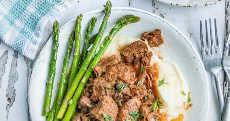 Easy Homemade Beef Ragu