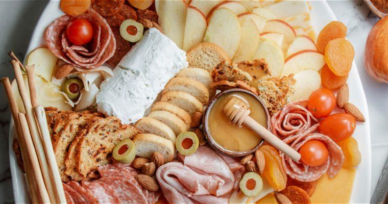 Easy Entertaining Appetizer Platter